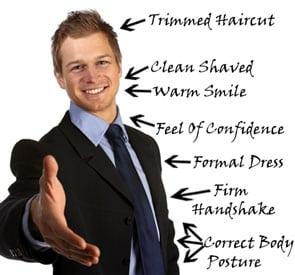job interview to wear