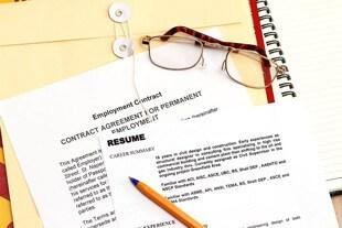 job winning resume