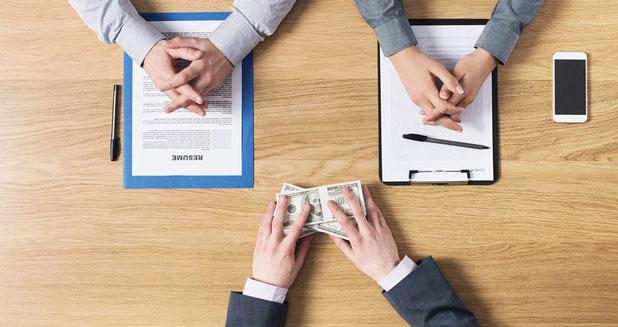 salary job interview question