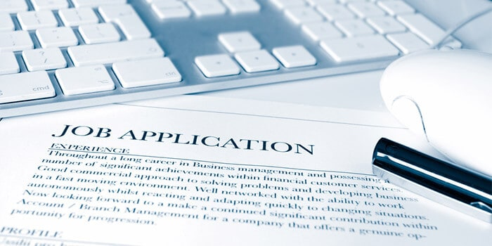 Application Form Tips