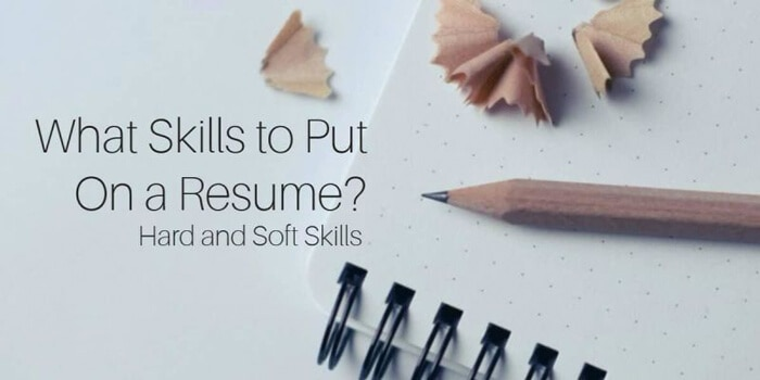 key skills to put on a resume