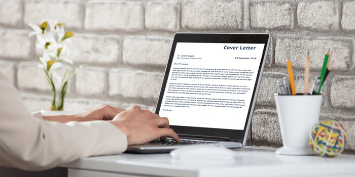 Creating a Proper Cover Letter