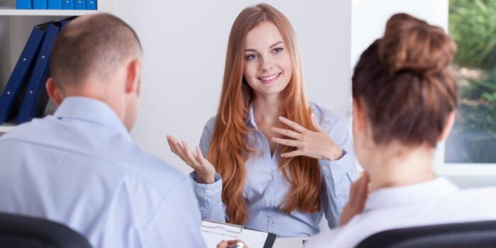 Job Interview about Team Work