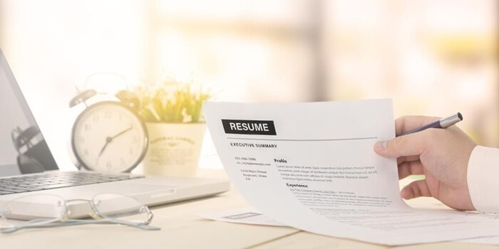 Uploading your Resume to LinkedIn