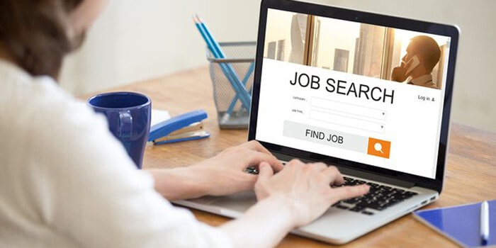 Searching for a Job Tips